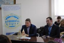 Презентація ліги студентів на факультеті №7.